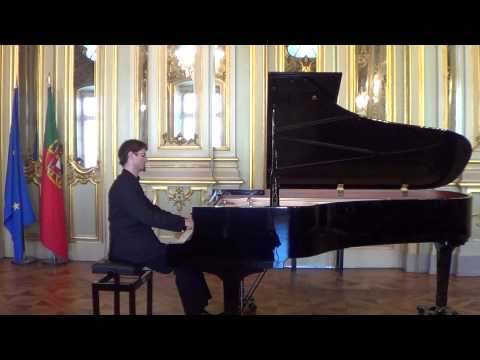 Liszt Complete First Year of Pilgrimage, Switzerland – Live recital : Raphael Sudan